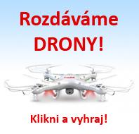 Soutěž o DRON